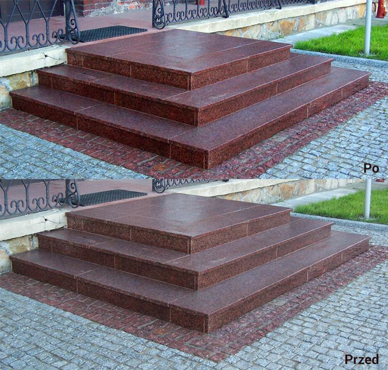 efekt mokrego kamienia